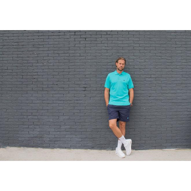 Donnay Heren - Polo shirt Noah - Oceaan Groen
