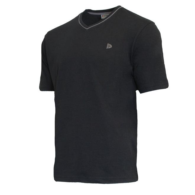 Donnay Heren - T-Shirt Jason - Zwart