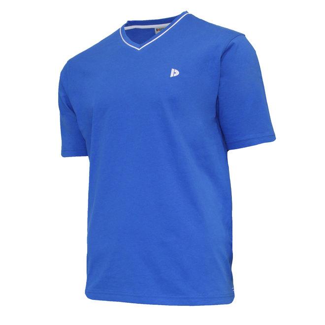 Donnay Heren - T-Shirt Jason - Korenblauw