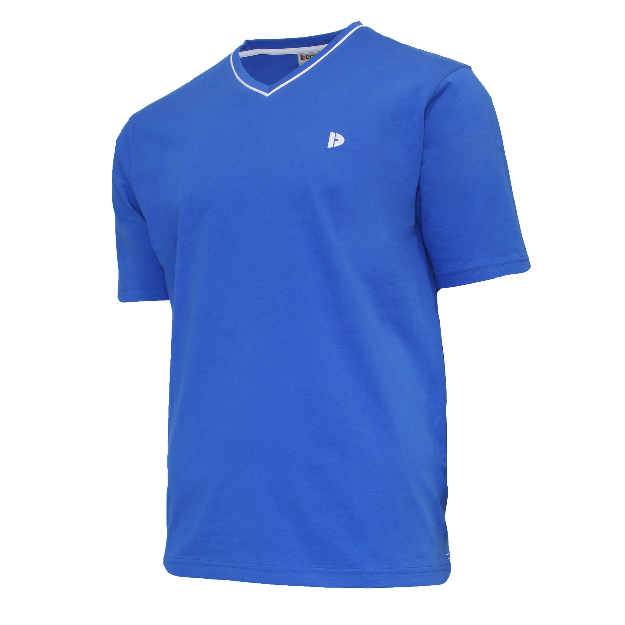 Donnay Donnay Heren - T-Shirt Jason - Korenblauw