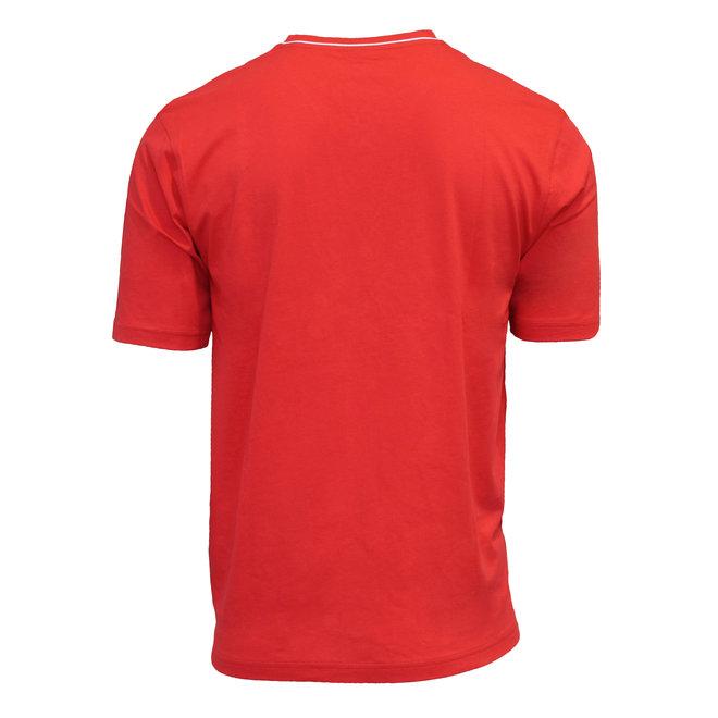 Donnay Heren - T-Shirt Jason - Rood