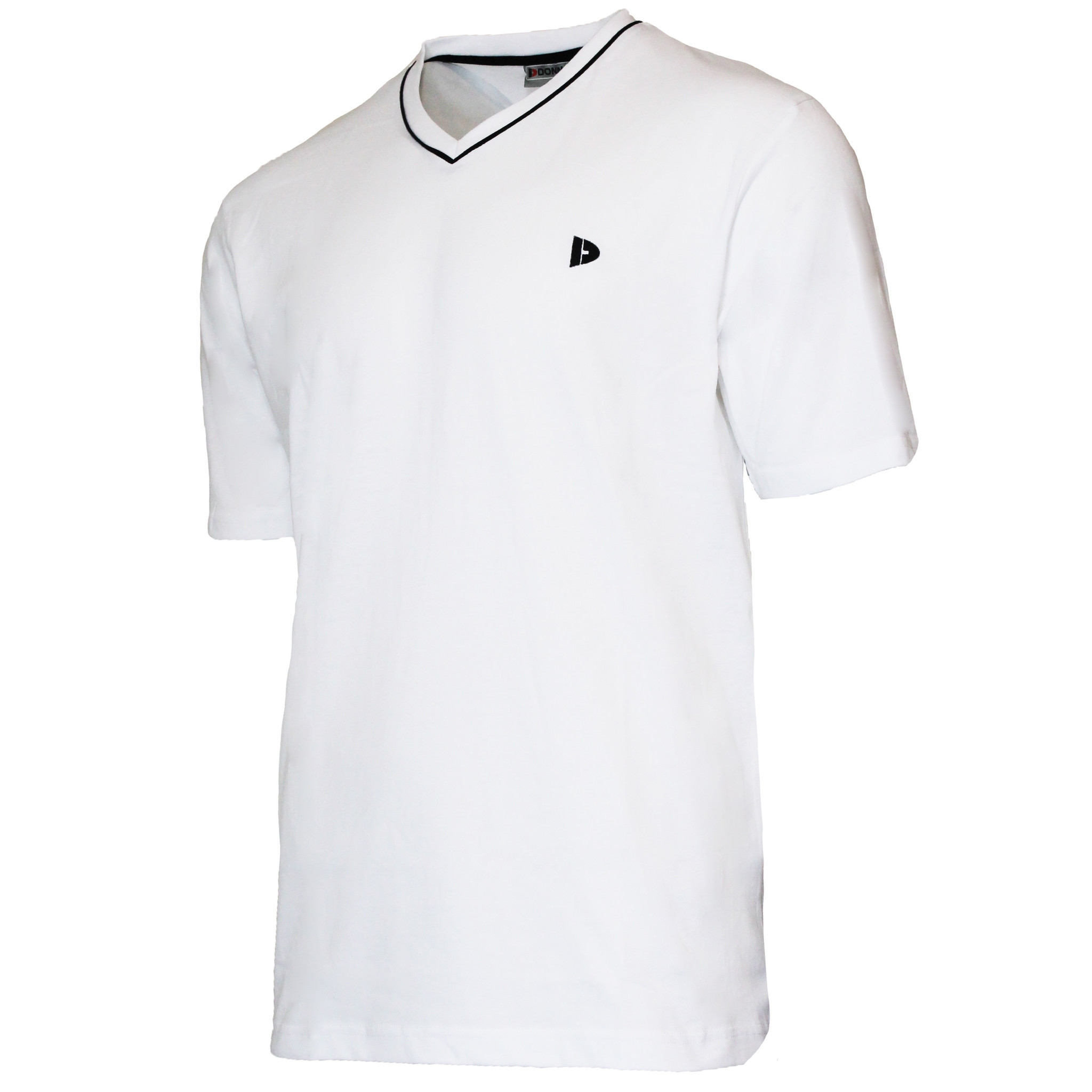 Donnay Donnay Heren - T-Shirt Jason - Wit