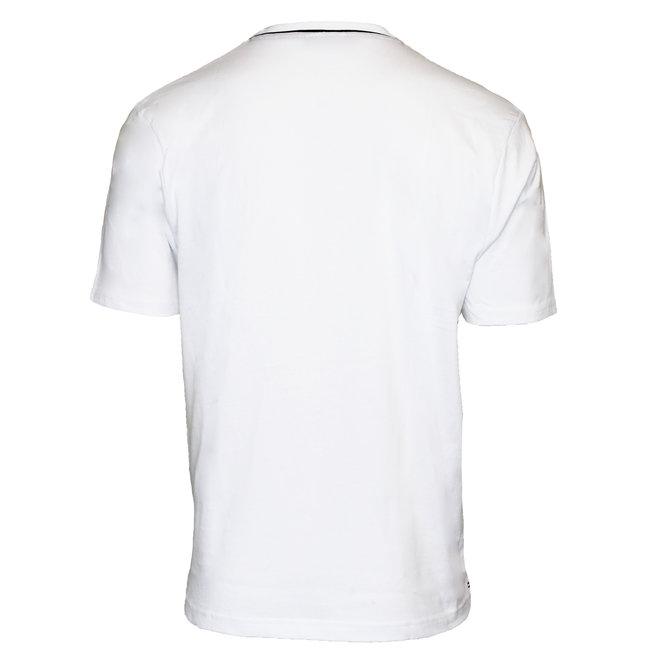 Donnay Heren - T-Shirt Jason - Wit