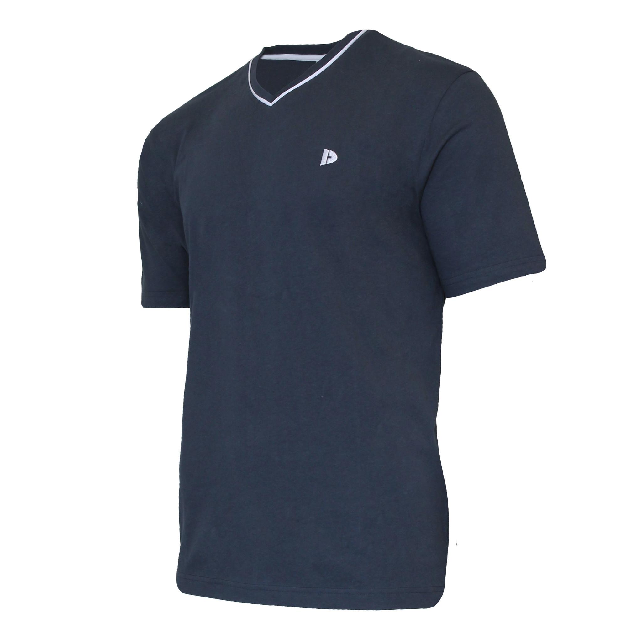 Donnay Donnay Heren - T-Shirt Jason - Donkerblauw