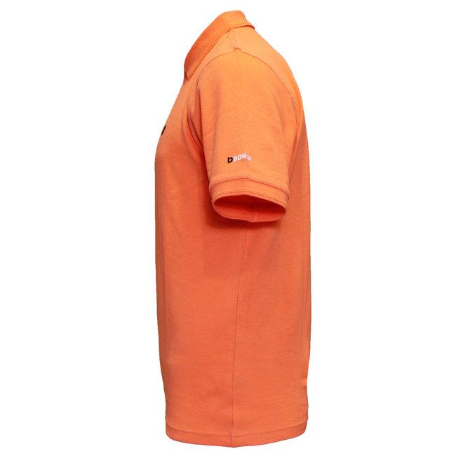 Donnay Heren - Polo shirt Noah - Meloen Oranje