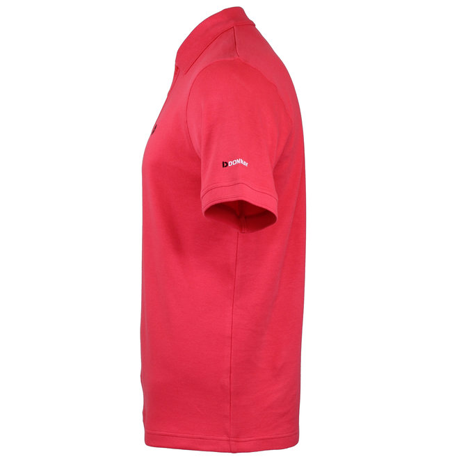 Donnay Heren - Polo shirt Noah - Koraal Rood/roze