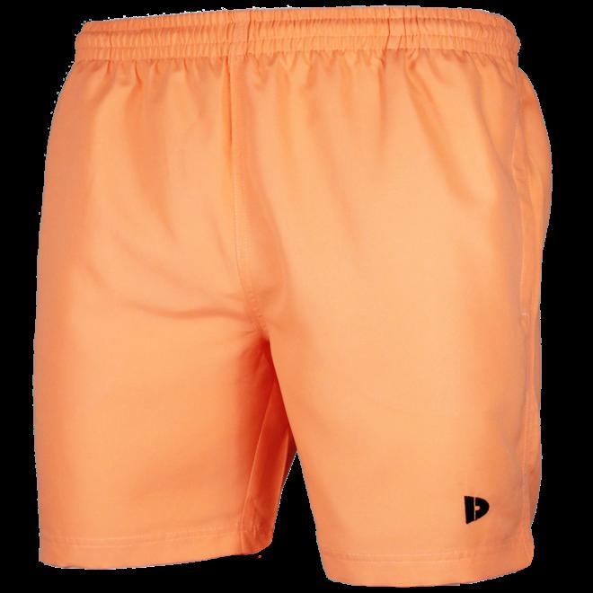 Donnay Heren - Kort Sport/zwemshort Toon - Neon Oranje