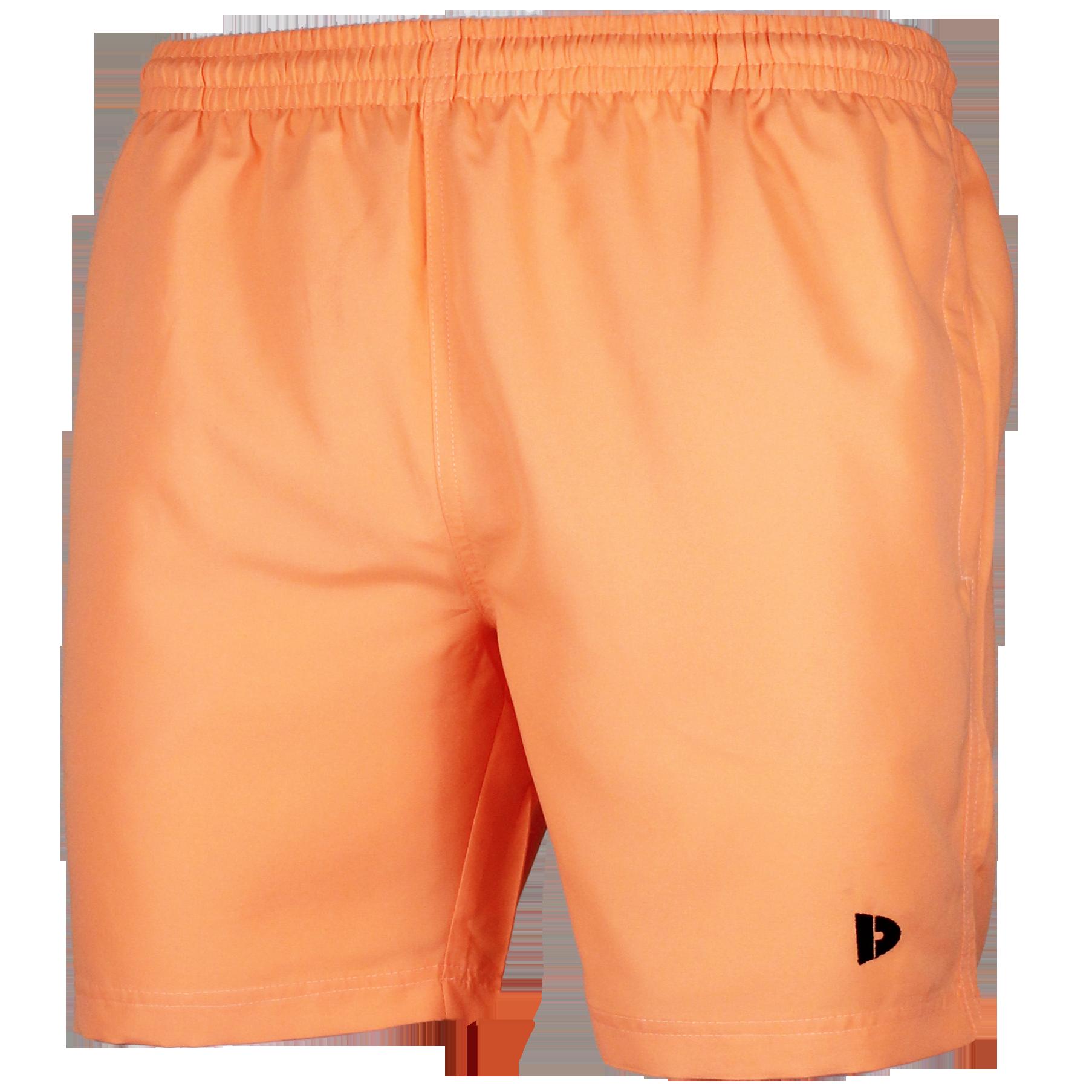 Donnay Donnay Heren - Kort Sport/zwemshort Toon - Neon Oranje