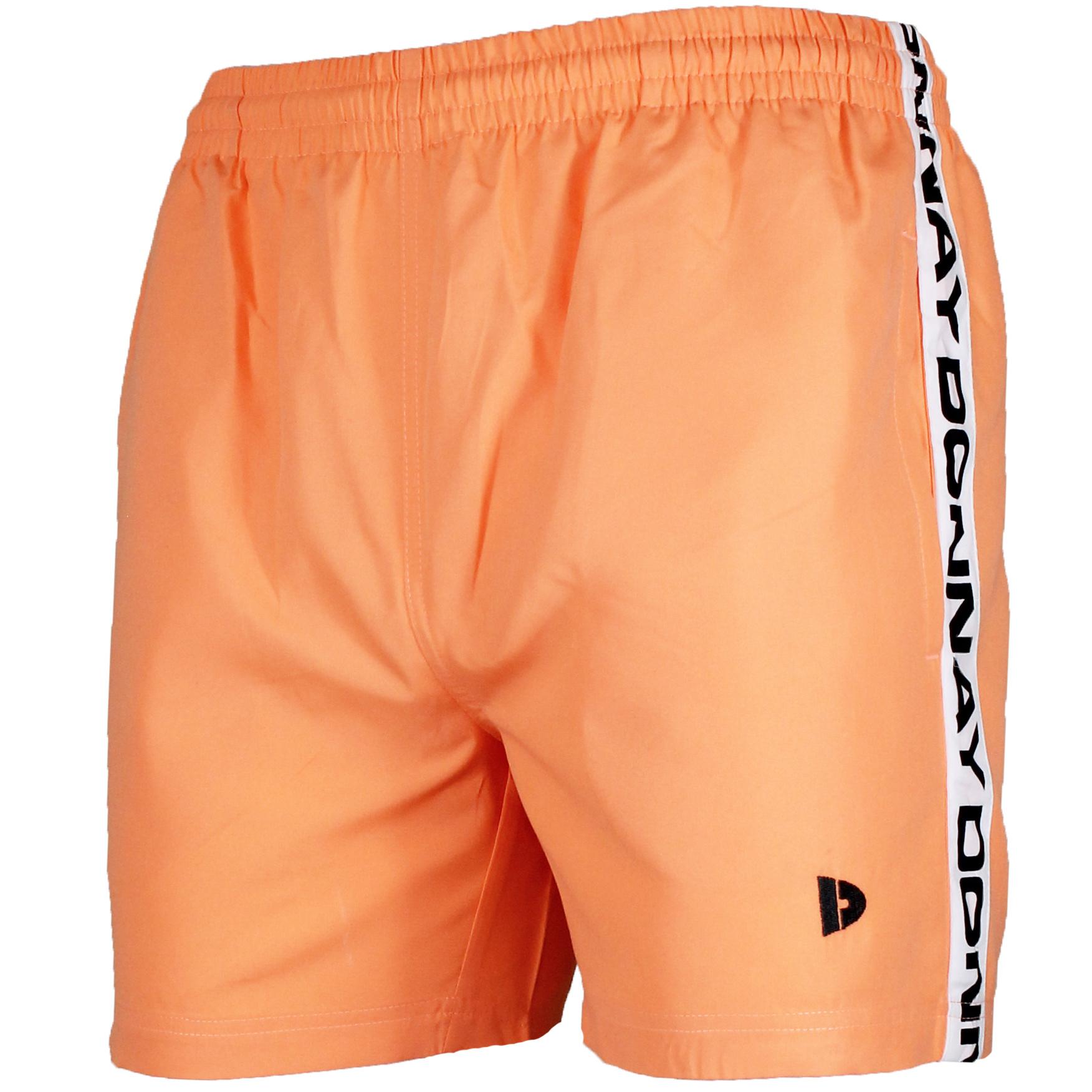 Donnay Donnay Heren - Sport/zwemshort Kay - Neon Oranje