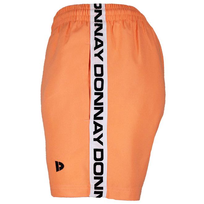 Donnay Heren - Sport/zwemshort Kay - Neon Oranje