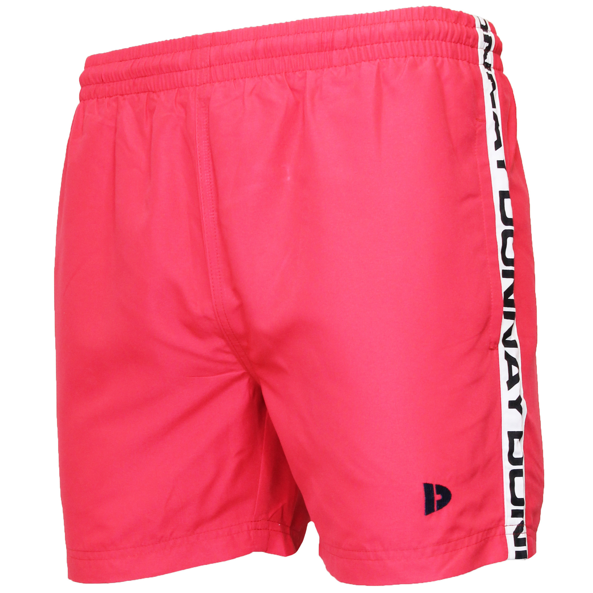 Donnay Donnay Heren - Sport/zwemshort Kay - Koraal Rood/roze