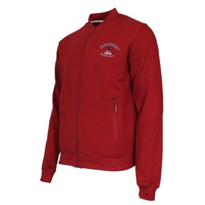 Donnay Heren - Vest - Rood
