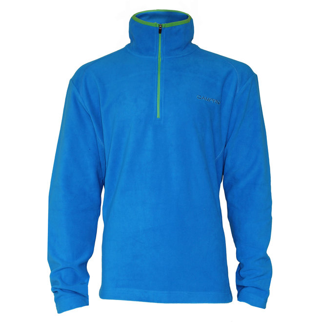 Campri Junior - Micro Polar fleece sweater - Blauw