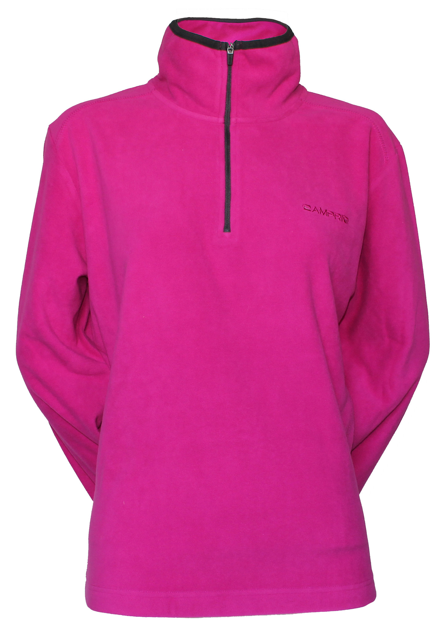 Campri Campri Junior - Micro Polar fleece sweater - Roze