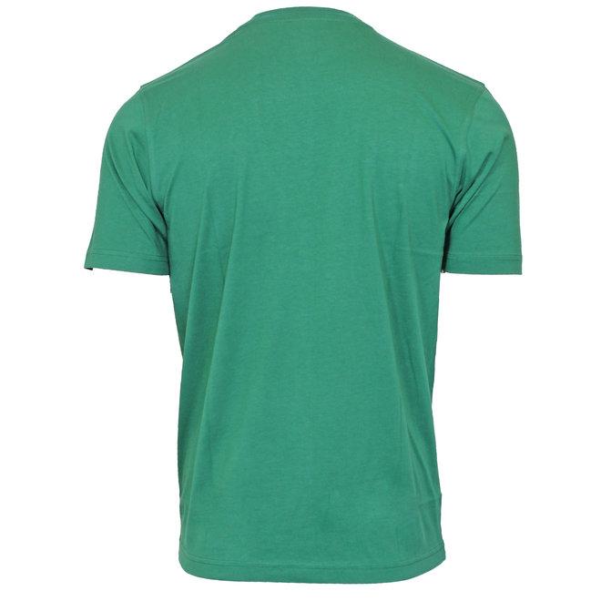 Donnay Heren - T-Shirt Daks - Bosgroen