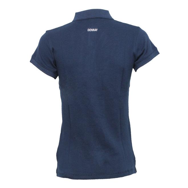 Donnay Dames - Polo Shirt Lisa - Donkerblauw