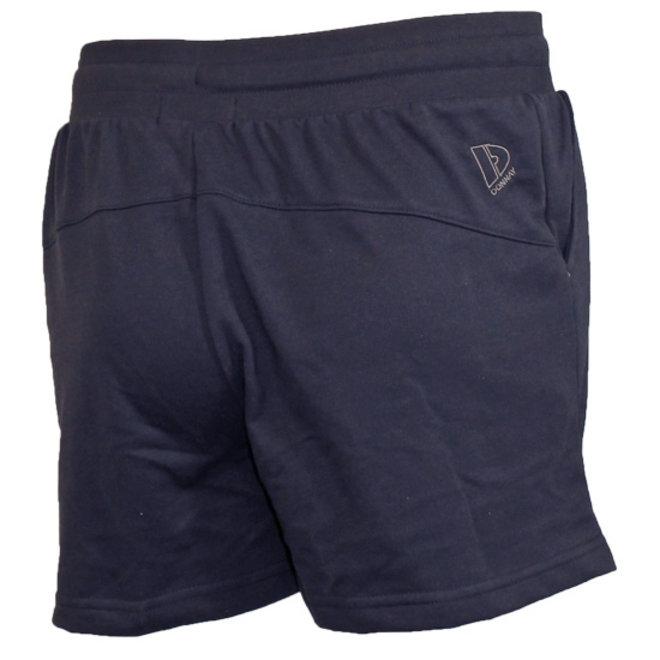 Donnay Dames - Korte Joggingbroek Romy - Donkerblauw