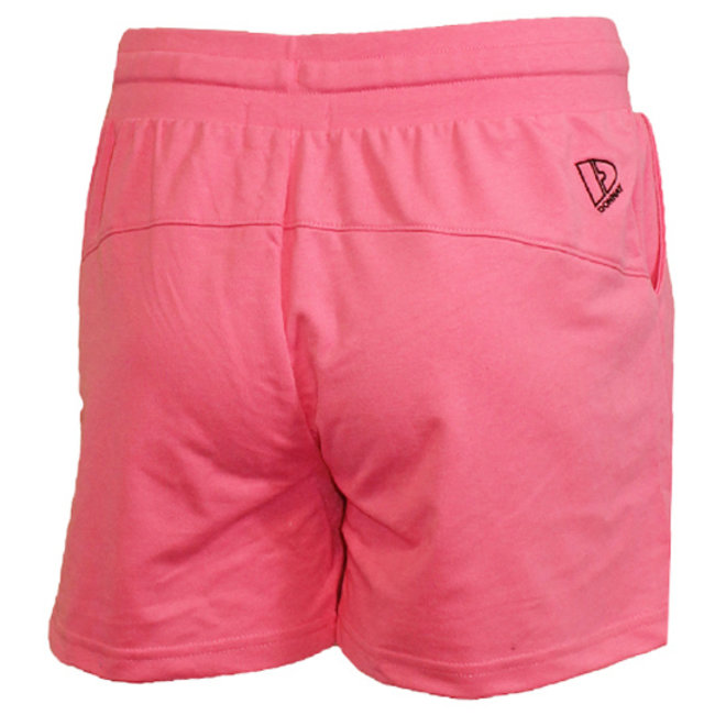 Donnay Dames - Korte Joggingbroek Romy - Flamingo Roze