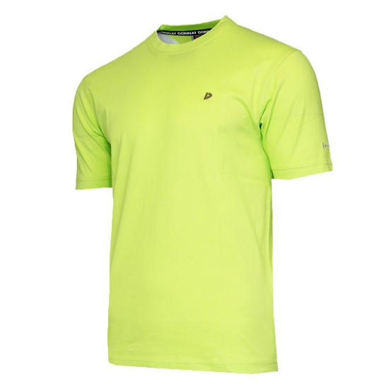 Donnay Donnay Heren - T-Shirt Vince - Frisgroen
