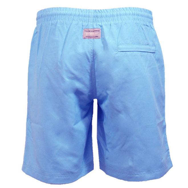 Donnay Heren - Kort Sport/zwemshort Toon - Elektrisch Blauw