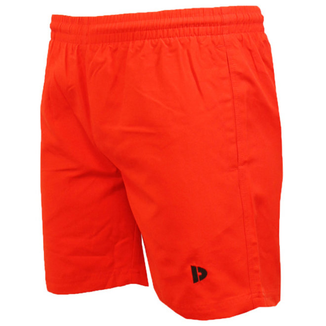 Donnay Heren - Kort Sport/zwemshort Toon - Vlamrood