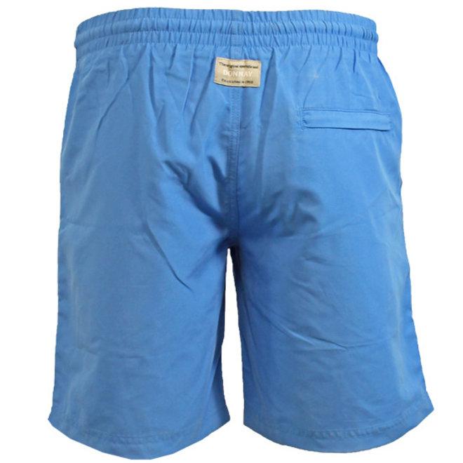 Donnay Heren - Sport/zwemshort Dex - Energiek Blauw