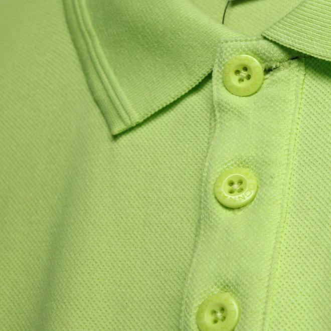 Donnay Heren - Polo shirt Noah - Frisgroen
