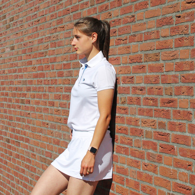 Donnay Dames - Sport rok (Cool dry) - Wit