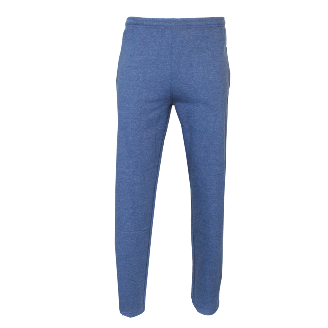 Donnay Heren - Joggingbroek dunne stof Nigel - Donkerblauw  gemêleerd