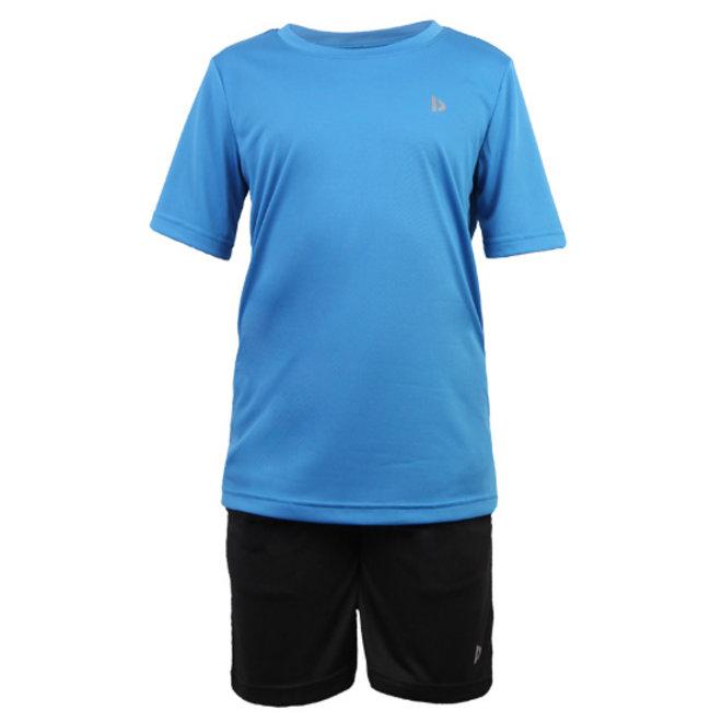 Donnay Junior - Sportset Champ - Blauw / Zwart