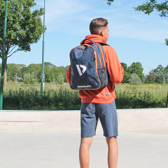 Donnay Racket Backpack Match - Navy / Oranje