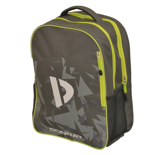 Donnay Racket Backpack Match - Grijs / Lime