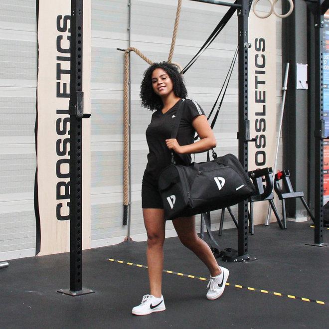 Donnay Holdall Sporttas - Zwart
