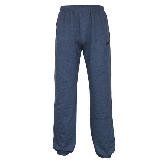 Donnay Donnay Heren - Joggingbroek met boord - Spijkerbroek blauw gemêleerd