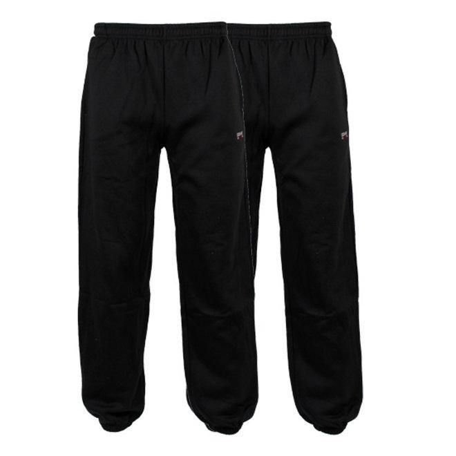 Donnay Junior - Joggingbroek met boord - Zwart