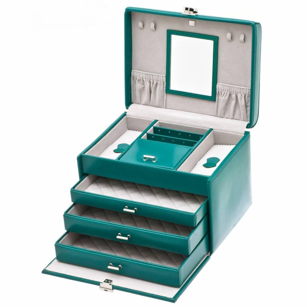 Juwelendoos Luxe Groen
