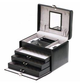 Davidts Juwelendoos Luxe Zwart