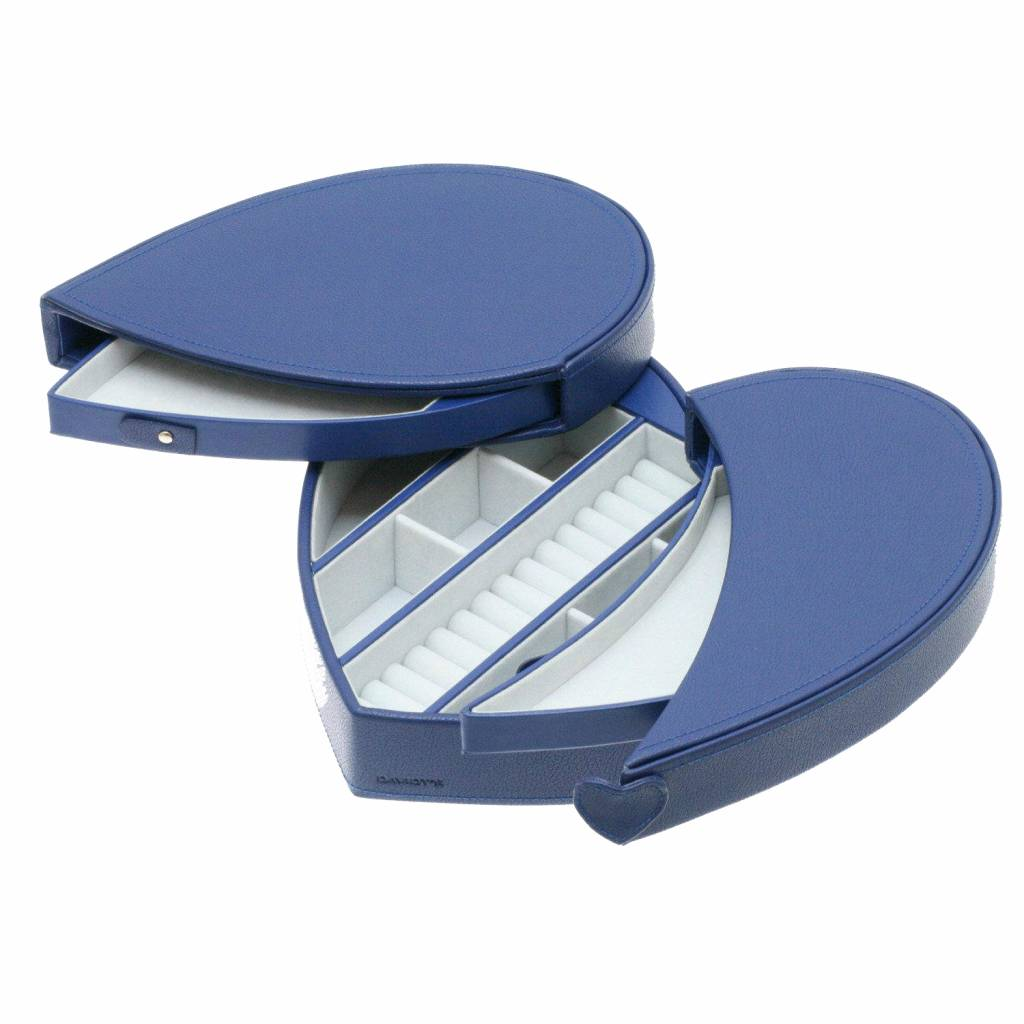 Sieradendoos LOVE Blue