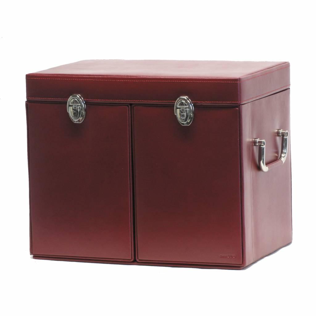 Boîte à Bijoux XXL Rouge