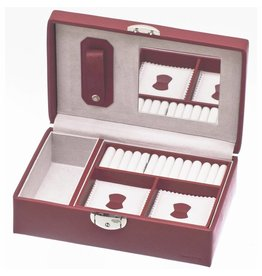 Davidts Boîte à Bijoux Malta Rouge