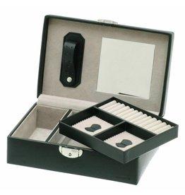 Davidts Boîte à Bijoux Malta Noir