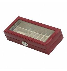 Davidts Charm Aufbewahrungsbox Rot