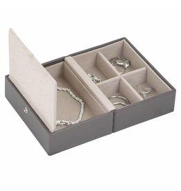 Stackers Boîte à Bijoux Mink Voyage
