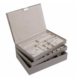 Stackers Schmuckkasten Mink Supersize Set