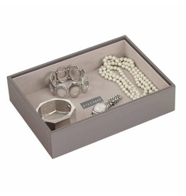 Stackers Boîte à Bijoux Mink Classic 1 section