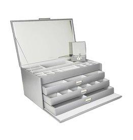 Dulwich Design Juwelendoos Grande grijs