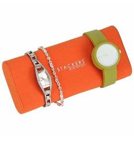 Stackers Sieraden-/horlogedoos Chocolate Brown horloge/armbandhouder