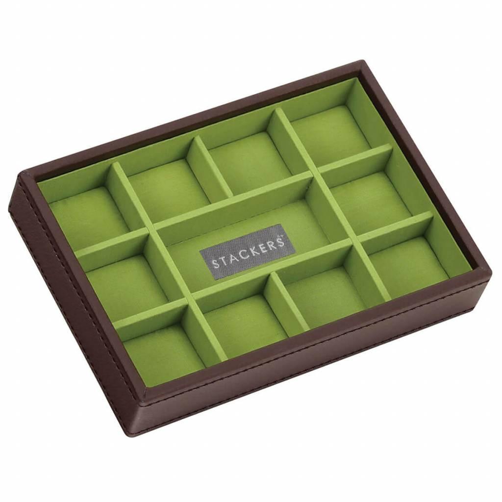 Sieradendoos Chocolate Brown Mini 11-vaks