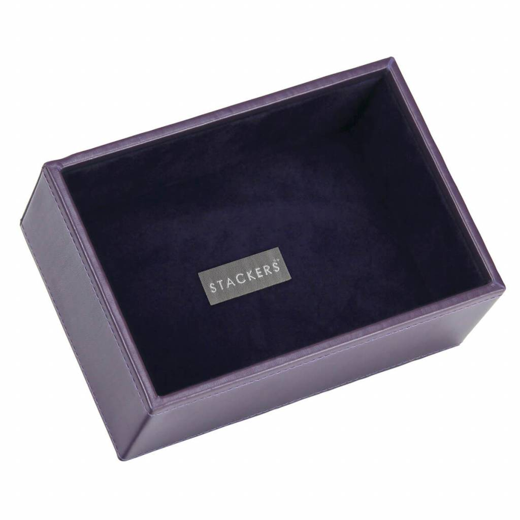 Boîte à Bijoux Purple Mini 1 section