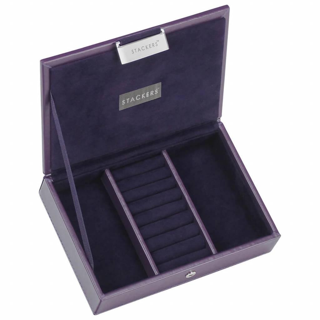 Schmuckkasten Purple Mini Deckel